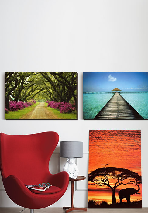 CANVAS WALL ART ONLY £55. Quality Craftmanship, Styles to suit every room - Handcrafted in Holland. DISCOVER