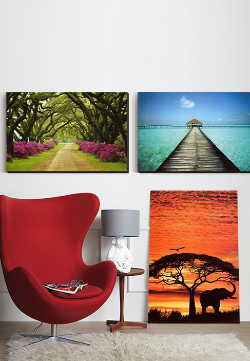 ARTE EN LIENZO. Calidad artesanal, estilos para todo tipo de espacio y precios sensacionales. DESCUBRIR