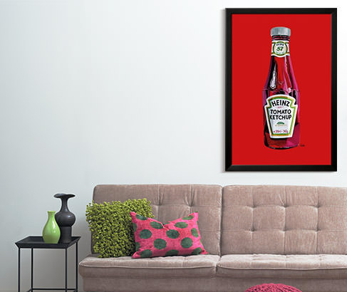 FRAMED POSTERS ONLY £39.99. SHOP NOW