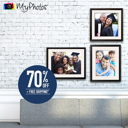 GIVE THE PERFECT GIFT. Turn family photos & graduation memories into art. SHOP NOW