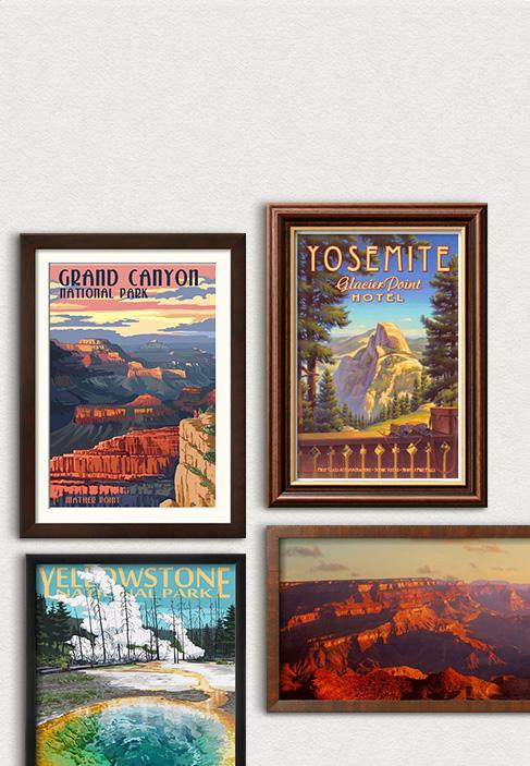 Les parcs nationaux américains ont 100 ans ! Célébrez les plus beaux parcs de l'Amérique. Je découvre