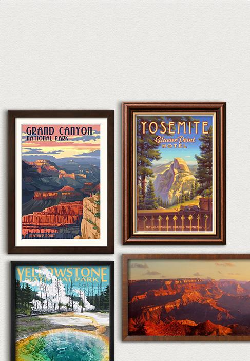 100° anniversario del parco nazionale. Celebra i parchi più amati d'America. Scopri