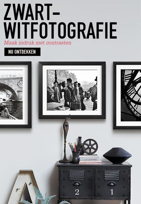 ZWART-WITFOTOGRAFIE. Maak indruk met contrasten. Nu ontdekken