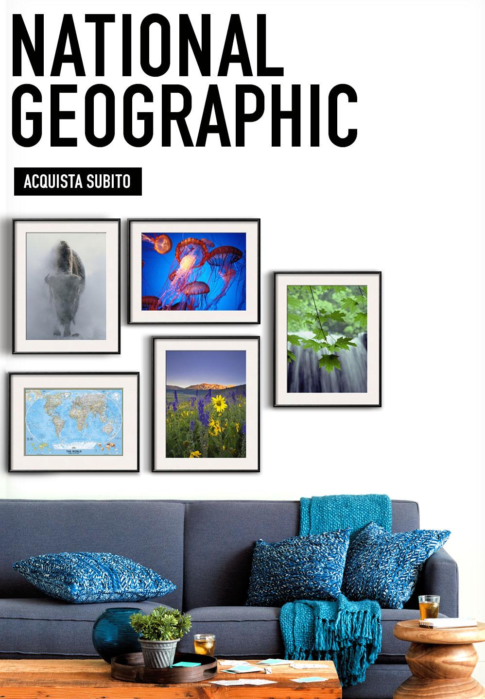 National Geographic. ACQUISTA SUBITO