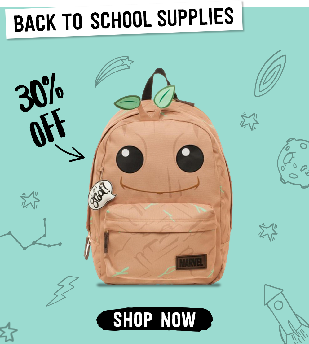 Back to School Supplies. Shop Now