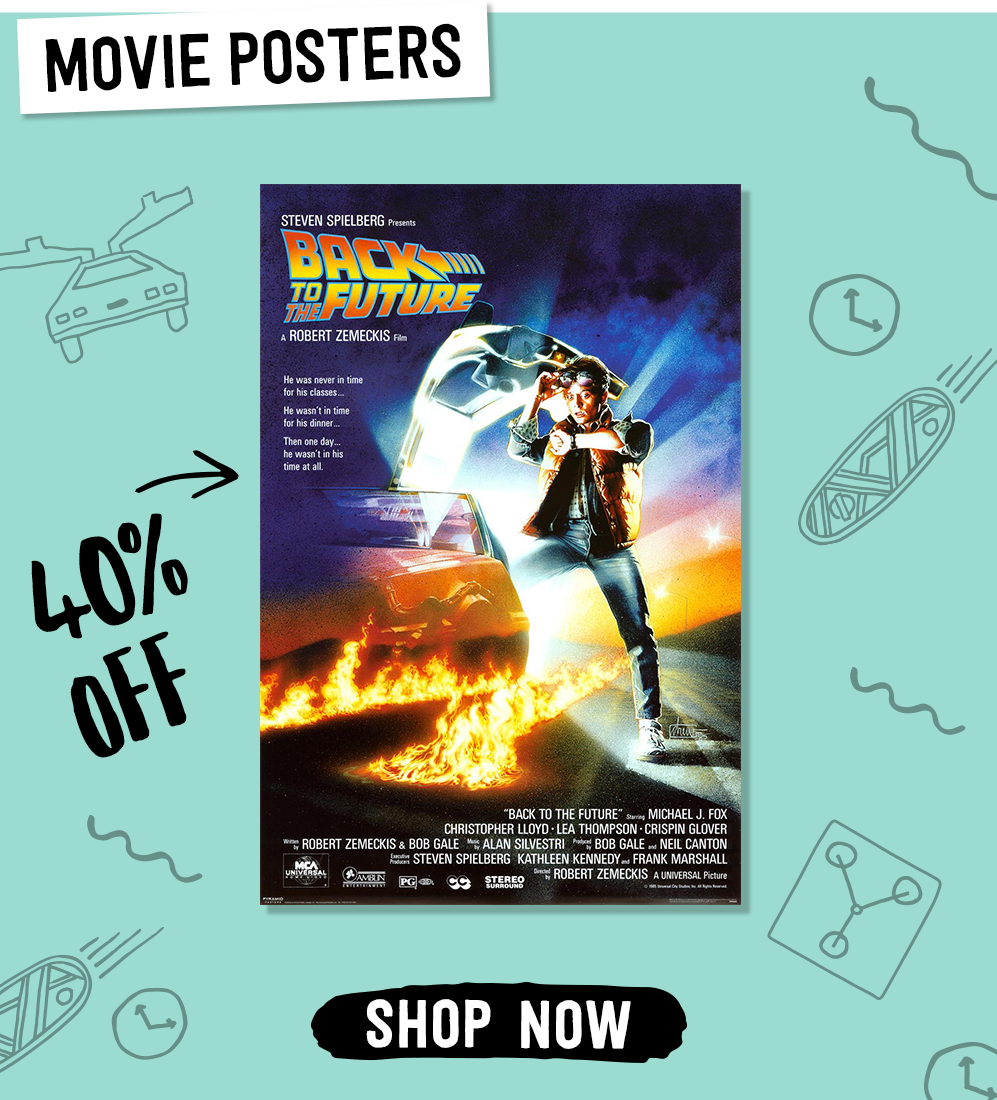 Movie Posters. Shop Now