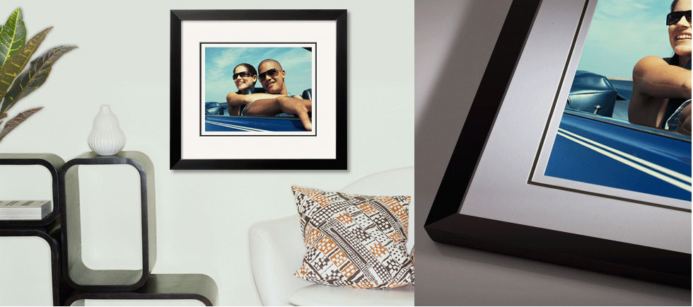 use our exclusive online custom framing service to ensure your printed photo looks its best our professional frame service offers high quality wood and
