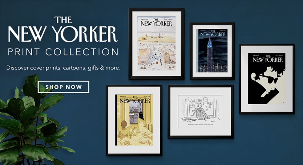 the new yorker store cover art prints posters paraphernalia