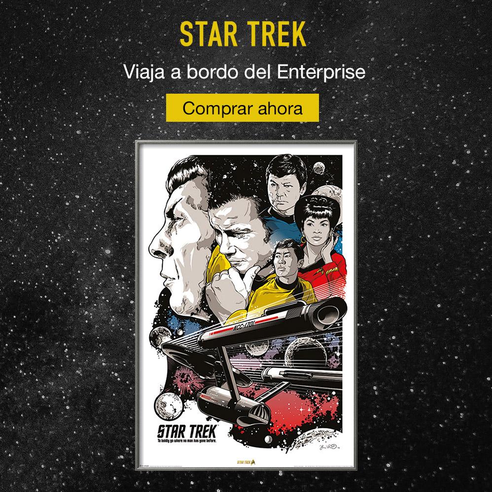Star Trek. Viaja a bordo del Enterprise. Comprar ahora