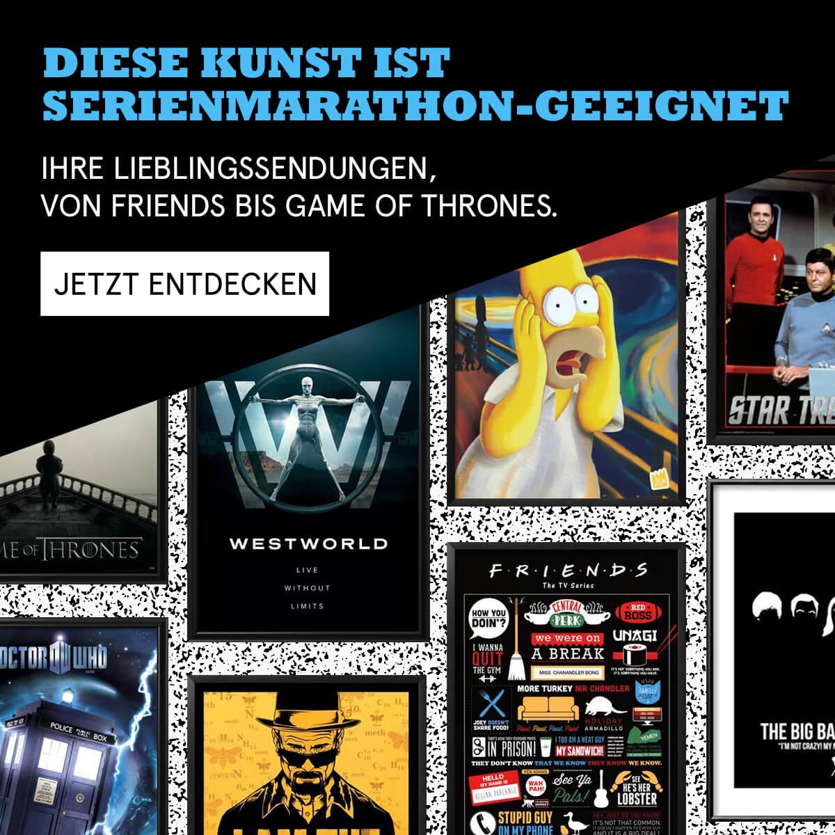 Poster, Filmplakate und Kunstdrucke bei AllPosters.ch