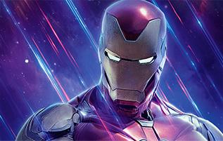 50% Off Marvel Movie Art